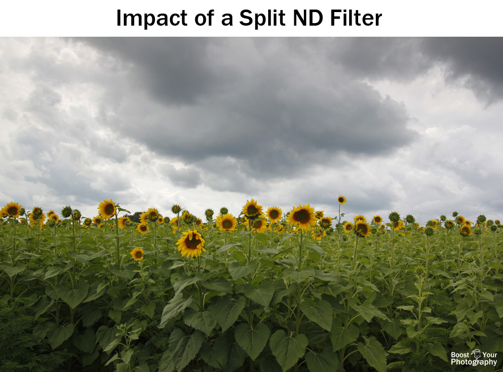 Impact of a Split Neutral Density Filter | Boost Your Photography
