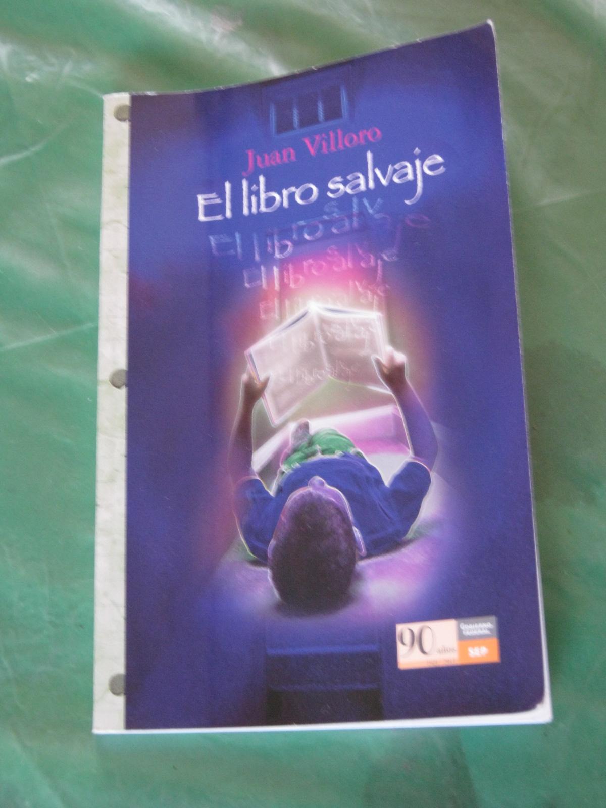 6o B Sor Juana I de la C 2016-2017: ¡¡EL LIBRO SALVAJE!!