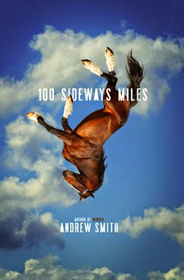 100 Sideways Miles by Andrew Smith - book cover