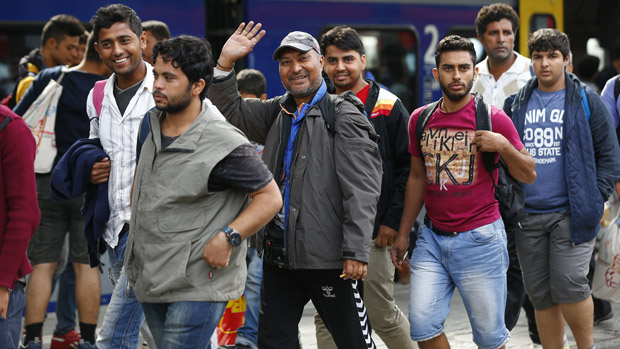 Die Welt: Oι πρόσφυγες έσωσαν την Γερμανία από την ύφεση