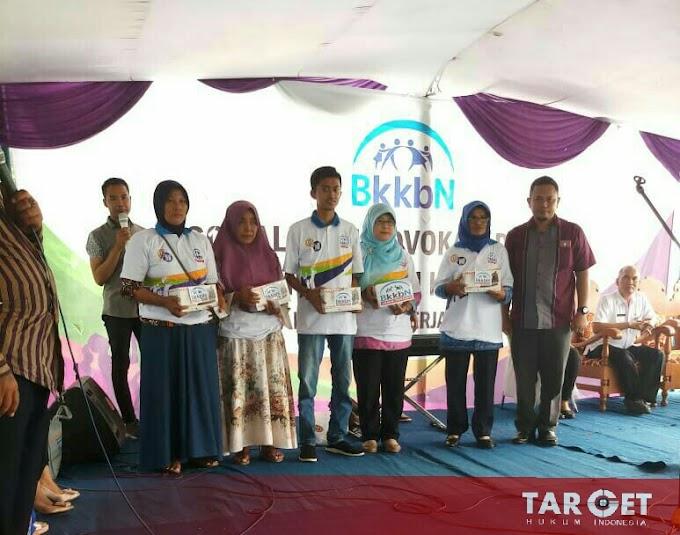 Sosialisasi Advokasi dan KIE Dorong Kampung KB Beri Edukasi di Desa Sitirejo