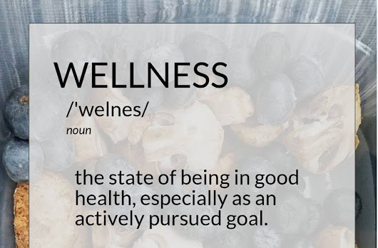 Wellness Weekend (Planning)