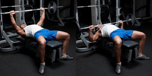 Best Chest Exercises of All Time - 30 Exercise - Barbell Bench Press