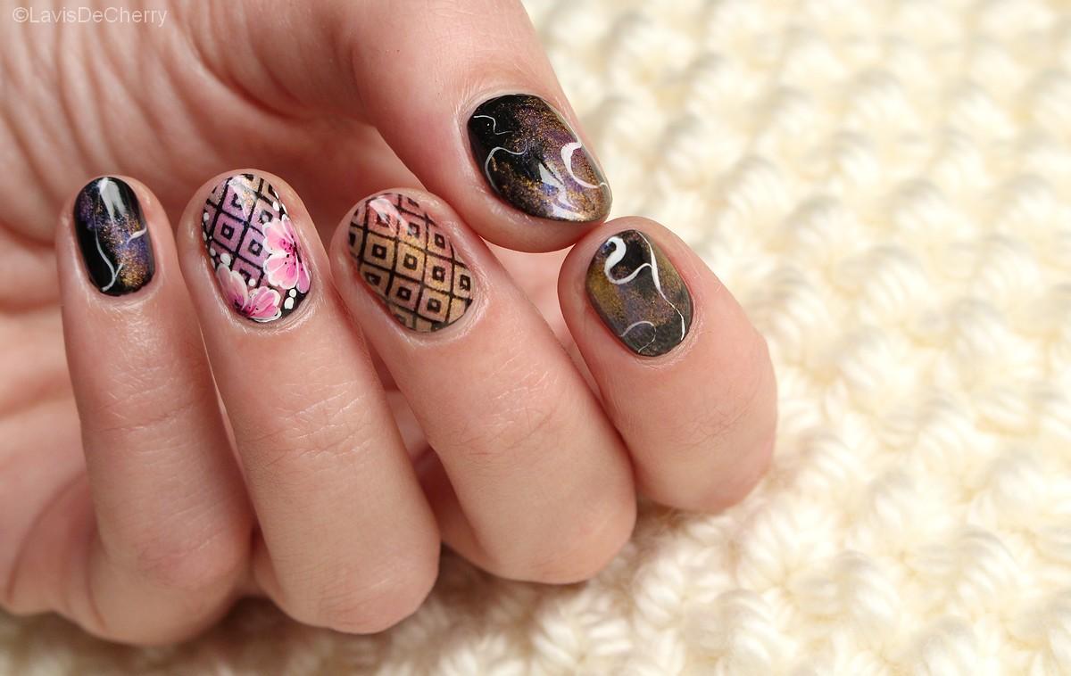nail-art-stamping-fard-à-paupières-pigment-fleur