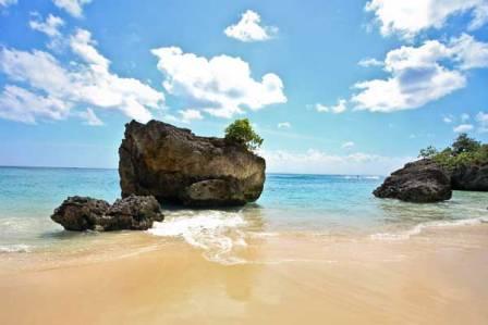 Pantai padang-padang Objek wisata populer di bali