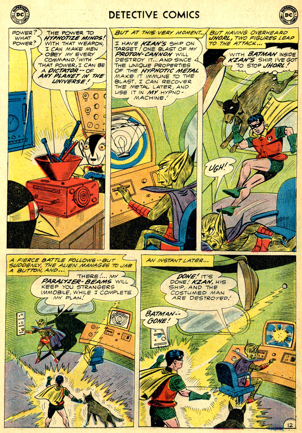 Detective Comics (1937) 287 Page 13