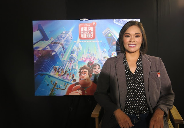 josie trinidad head of story ralph breaks the internet: wreck-it ralph 2