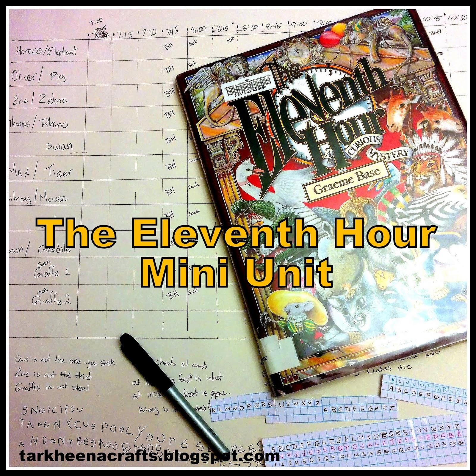Tarkheena Crafts Eleventh Hour Mini Unit