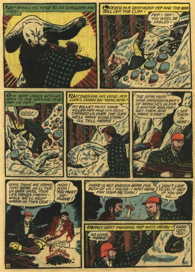 Read online Action Comics (1938) comic -  Issue #26 - 21