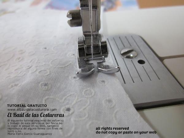 242d911dd Patrón e Instrucciones para confección de Blusa Llanera