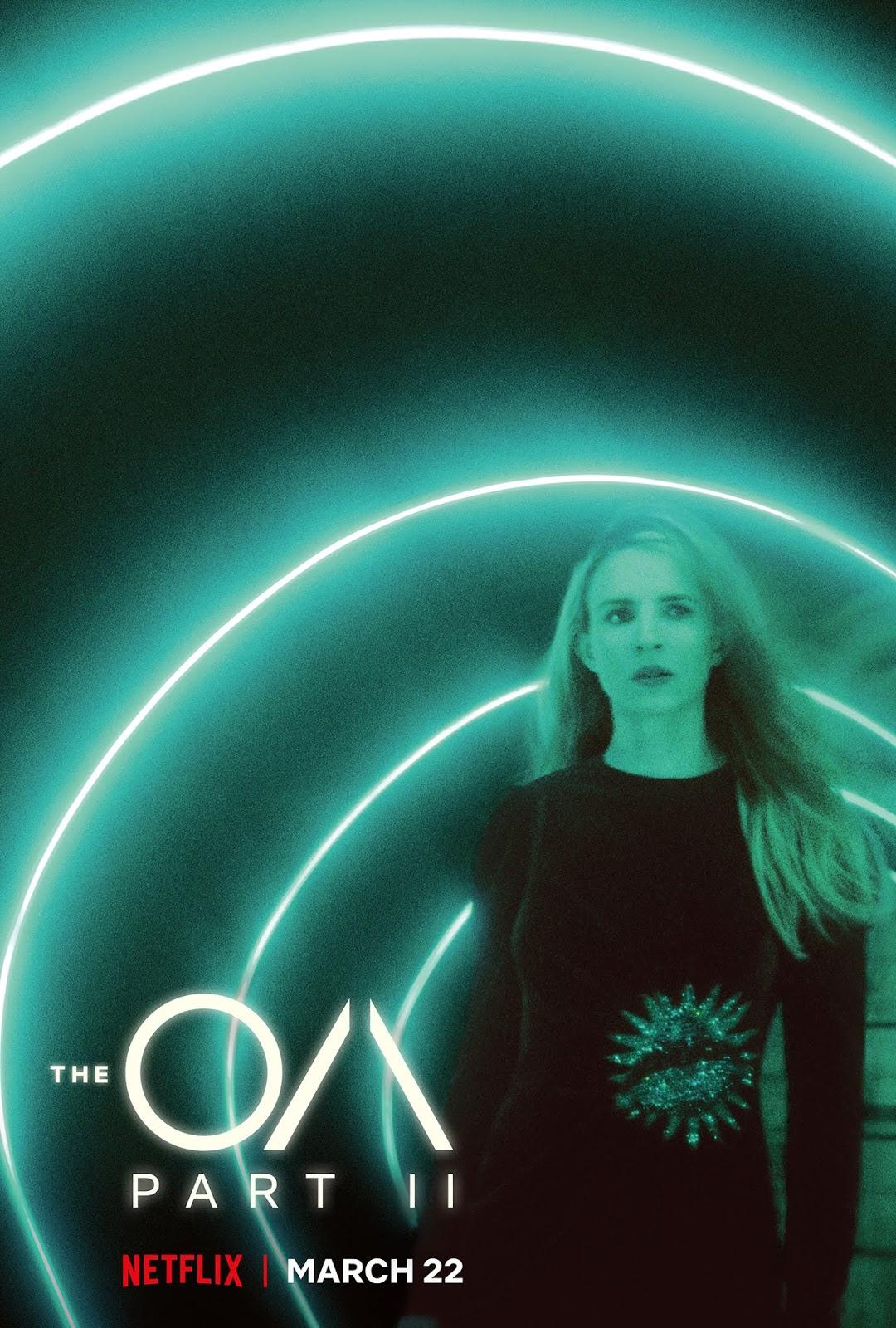 The TV MegaSite's Primetime News Chat: The OA Part II