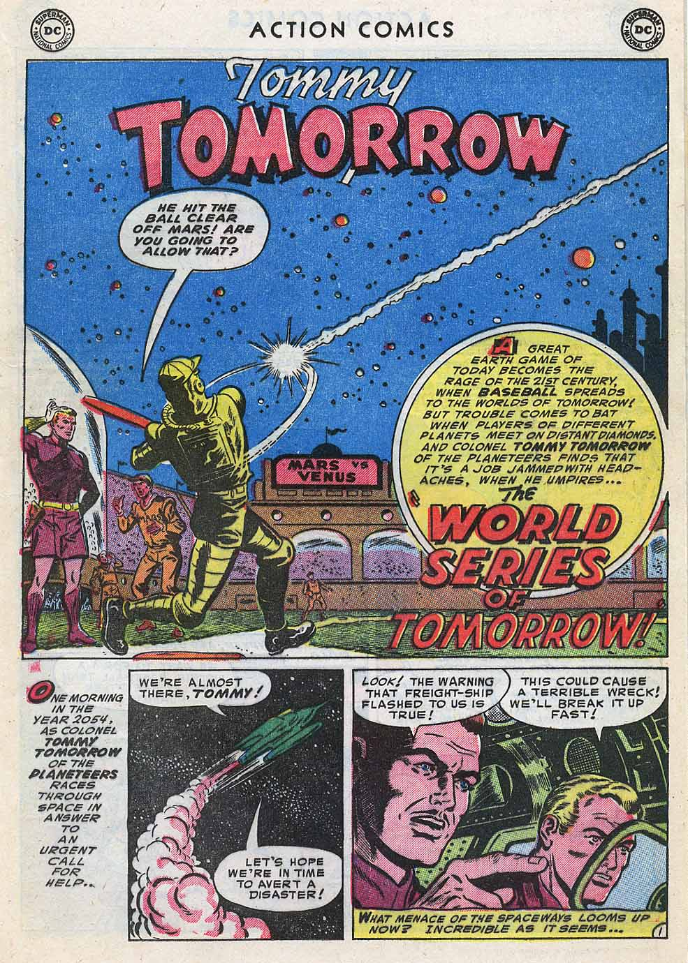 Read online Action Comics (1938) comic -  Issue #196 - 25