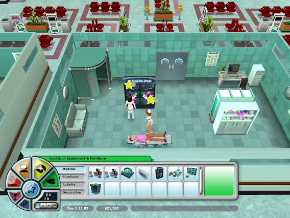 Hospital Tycoon ScreenShot 02