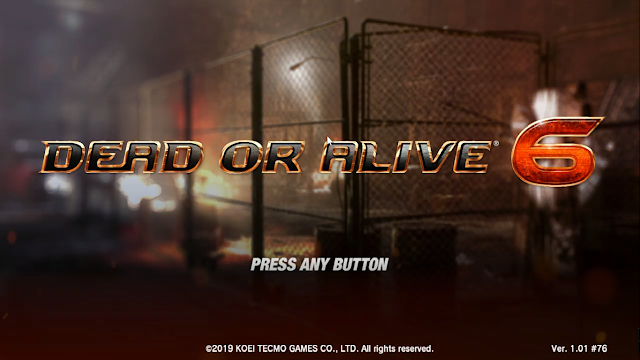 Dead or Alive 6 repack