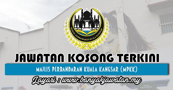 Jawatan Kosong 2018 di Majlis Perbandaran Kuala Kangsar (MPKK)