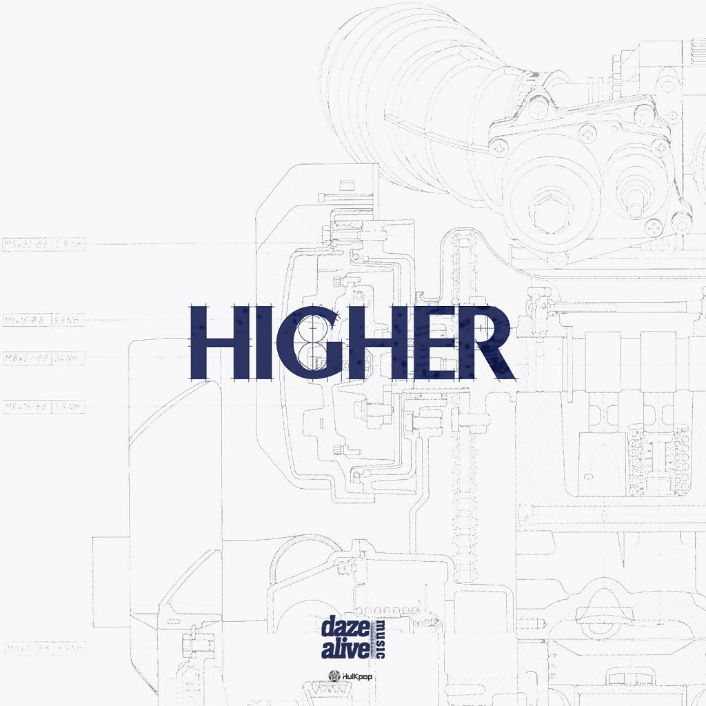 [Single] Jerry. K – Higher