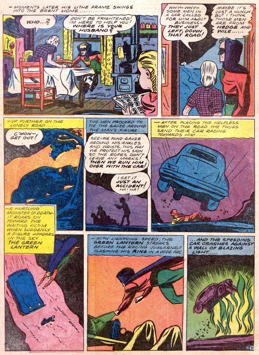 Read online All-American Comics (1939) comic -  Issue #30 - 9