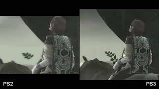 Image Shadow of the Colossus ps2 vs ps3 Site: Jogo Sem Vírus