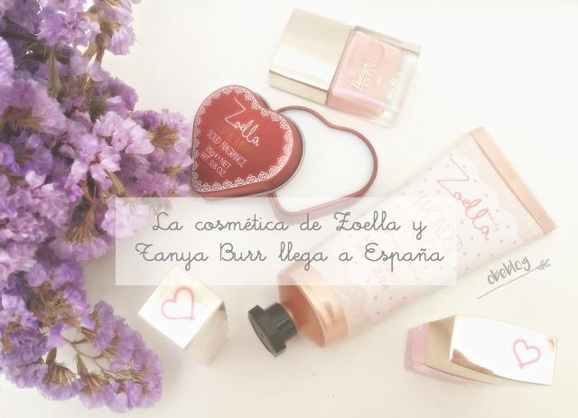 Zoella_y_Tanya_Burr_llega_a_Perfumerías_Primor_ObeBlog