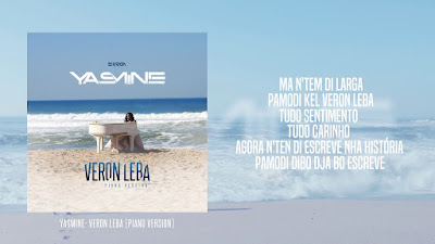 Yasmine - Veron Leba (Piano Version)