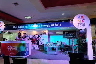 Socialize Asian Para Games 2018, The Inspiring Spirit and Energy of Asia