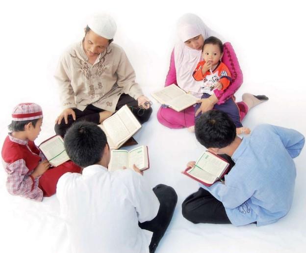 Tahapan Mendidik Anak Cara Rasulullah