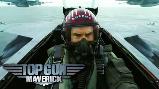 Confira o novo vídeo de Top Gun: Maverick