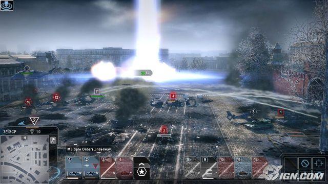 Tom Clancys EndWar PC Full Español VITALITY