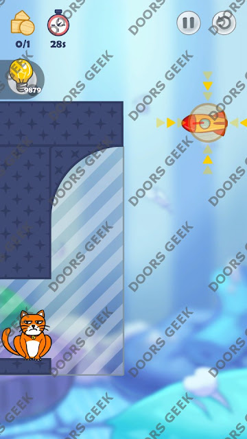 Hello Cats Level 33 Solution, Cheats, Walkthrough 3 Stars for Android and iOS