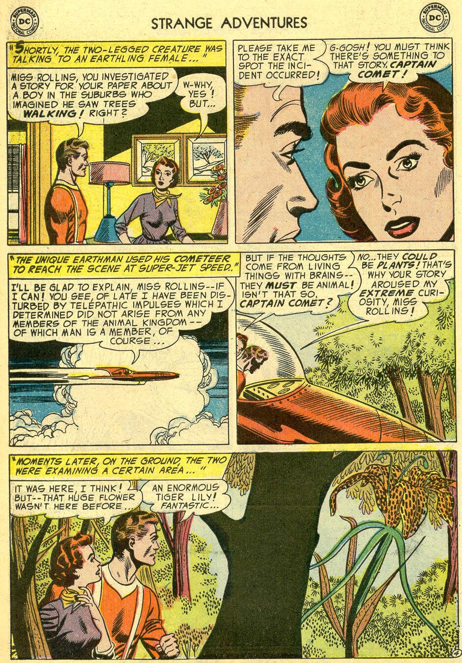 Strange Adventures (1950) issue 44 - Page 6