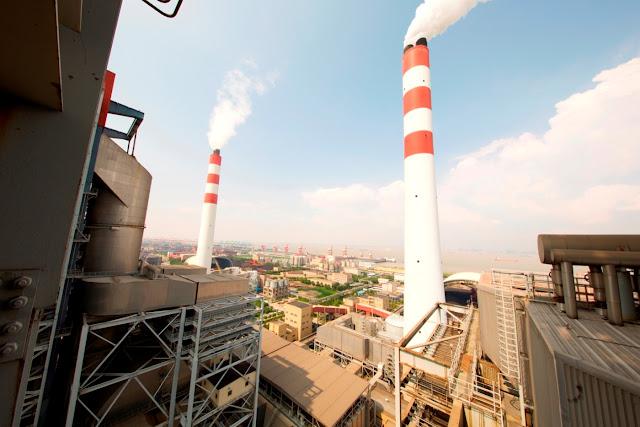 SMC_CLEANCOAL_Waigaoqiao power plant