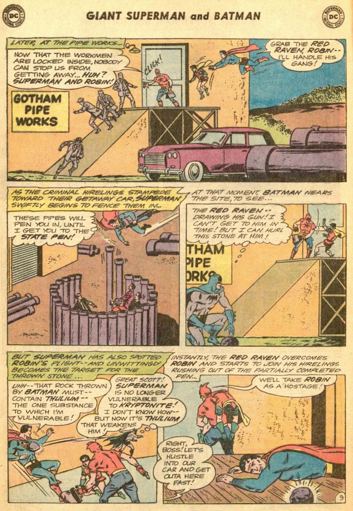 Read online World's Finest Comics comic -  Issue #188 - 60