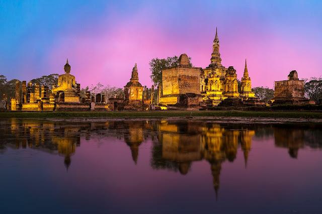 10 Tempat Wisata Indah Di Thailand Sebelum Berkunjung