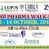 WEEKEND TOP PHARMA WALK-INS LIST FOR FRESHERS & EXP. CANDIDATES [12 - 14 OCT' 18]