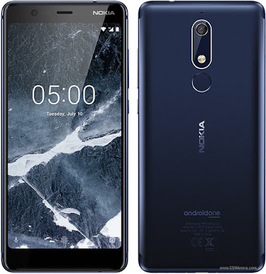 Nokia 5.1 4G Android Phone