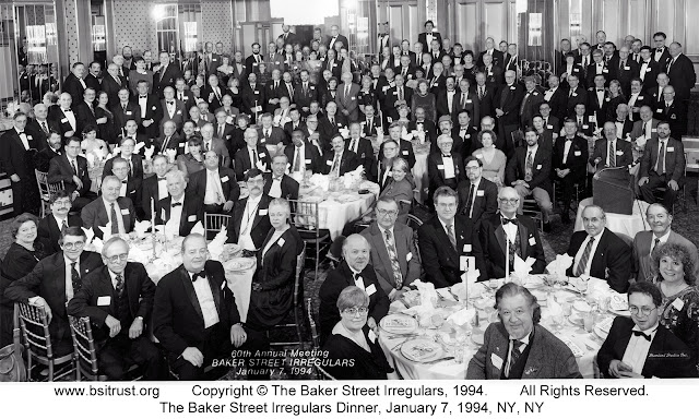 The 1994 BSI Dinner group photo