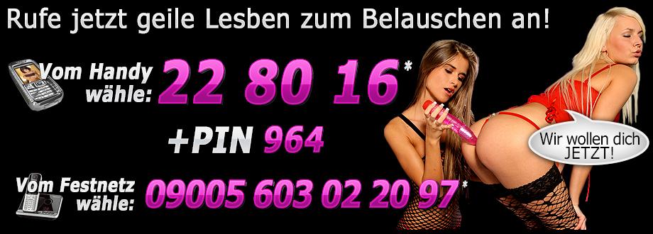 Telefonsex mit Lesben