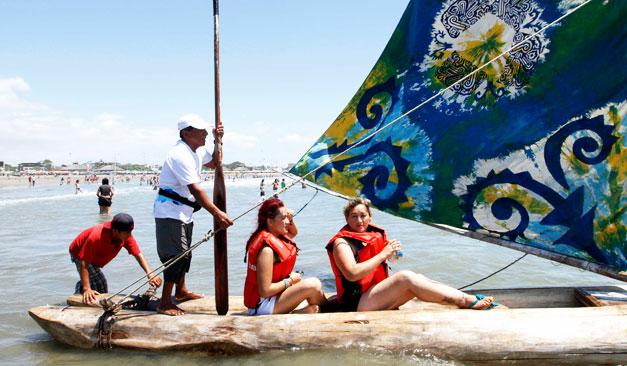 Rutas turísticas de Guayas – Ruta del Pescador