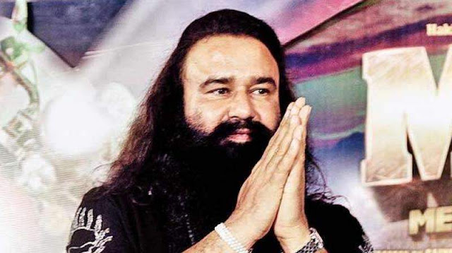 Self -Styled Godman Gurmeet Singh