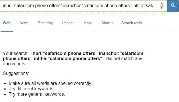 safaricom phone deals