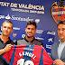 Samuel García jugará como cedido hasta el final de temporada en el Málaga