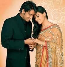 Pasangan Ajay Devgn-Kajol