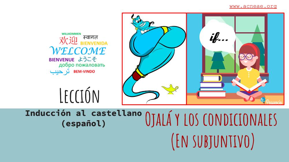 44 CLASE COMPLETA DE ESPAÑOL: SPAINSH