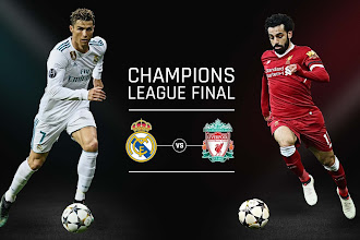 Liverpool, Real Madrid In Champions League Final Showdown