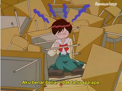 Download Daa! Daa! Daa! (UFO BABY) Episode 29 Subtitle Indonesia