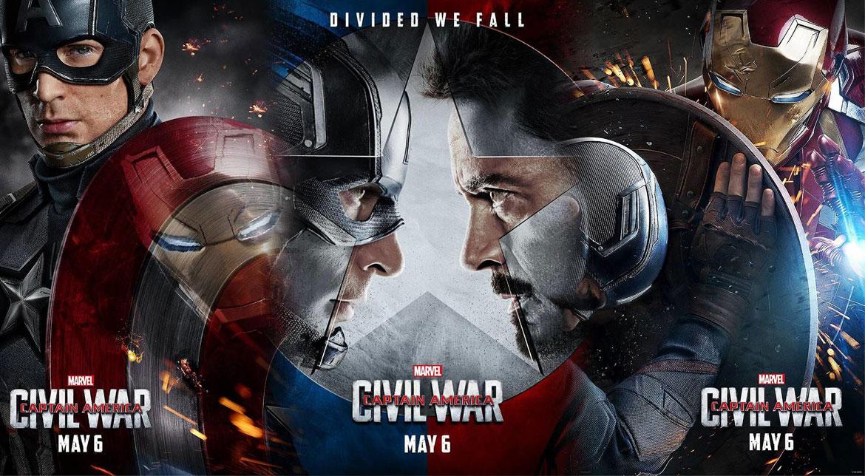 Captain America 3: Civil War (2016)