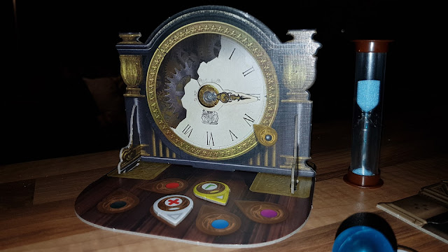 Mysterium Review clock