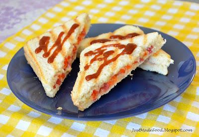 śniadaniowe tosty