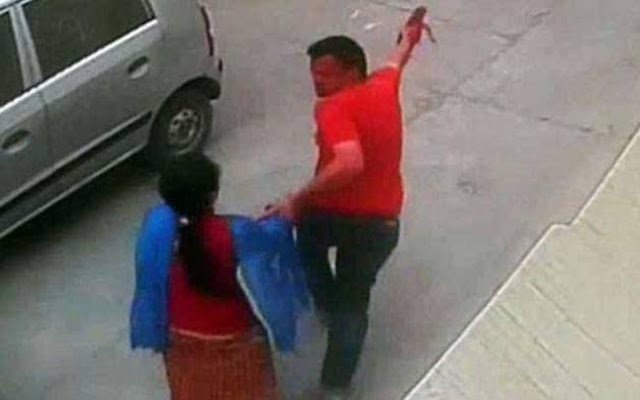 In a brazen crime, a man dragged a Dalit woman out of her office on a busy street and abducted her in the Muktsar town of Punjab.   He allegedly took her to a farm house, raped and detained her for a day. Even month after the crime, part of which has been recorded on a CCTV camera, Punjab police are yet  to catch up with him.   The victim, a 24-year-old woman, from a nearby village, has been reportedly knocking doors trying to get police to act on the accused.