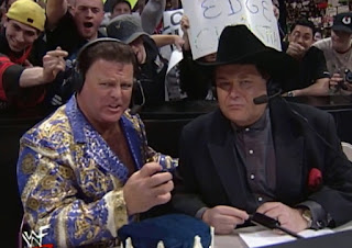 WWE / WWF Royal Rumble 2000 - Jim Ross & Jerry 'The King' Lawler called the action